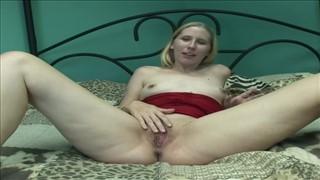 Casting na masturbującą się laskkę