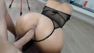 Porno Film Ładnie ją wydupczyli Analny